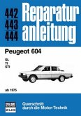 Peugeot 604 ab 1975