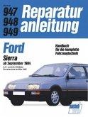 Ford Sierra V 6 (ab Sept. 84), 4x4 (ab Frühling 85)