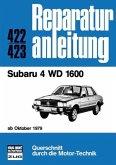 Subaru 4 WD 1600