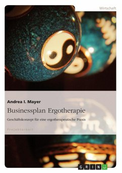 Businessplan Ergotherapie