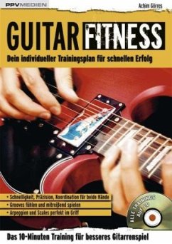 Guitar Fitness, m. Audio-CD - Görres, Achim