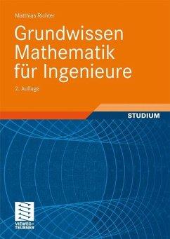 Grundwissen Mathematik für Ingenieure