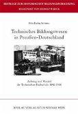 Technisches Bildungswesen in Preußen-Deutschland
