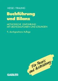 Buchführung und Bilanz - Hesse, Kurt; Fraling, Rolf