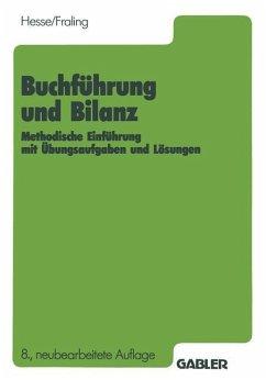 Buchführung und Bilanz - Fraling, Rolf; Hesse, Kurt