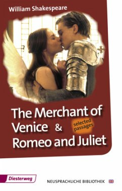 The Merchant of Venice and Romeo & Juliet - Shakespeare, William