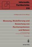 Messung, Modellierung und Bewertung von Rechensystemen und Netzen