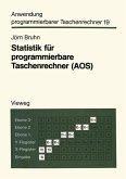 Statistik für programmierbare Taschenrechner (AOS)