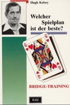 Welcher Spielplan ist der beste? Bridge-Training