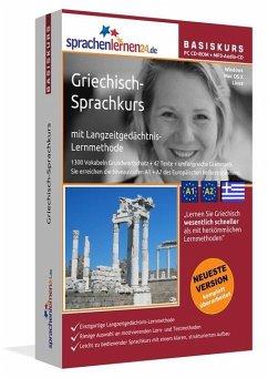 Griechisch-Basiskurs, PC CD-ROM m. MP3-Audio-CD
