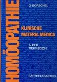 Klinische Materia Medica in der Tiermedizin