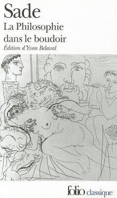 La philosophie dans le boudoir - Sade, Marquis de