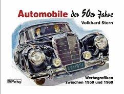 Automobile der 50er Jahre - Stern, Volkhard