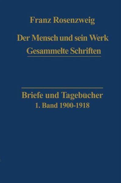 Herzl Briefe Und Tagebücher : Briefe und tagebücher von franz rosenzweig fachbuch