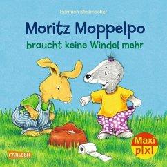 Moritz Moppelpo braucht keine Windel mehr - Stellmacher, Hermien