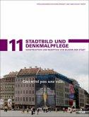 Stadtbild und Denkmalpflege