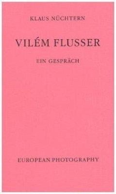 Ein Gespräch - Nüchtern, Klaus; Flusser, Vilém