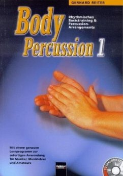 Body Percussion, m. Audio-CD