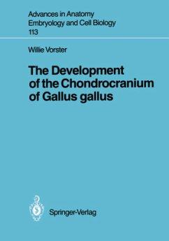 The Development of the Chondrocranium of Gallus gallus - Vorster, Willie