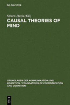 Causal Theories of Mind