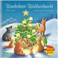 Wunderbare Waldweihnacht - Thabet, Edith