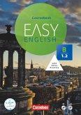 Easy English B1: Band 2. Kursbuch mit Audio-CD und Video-DVD