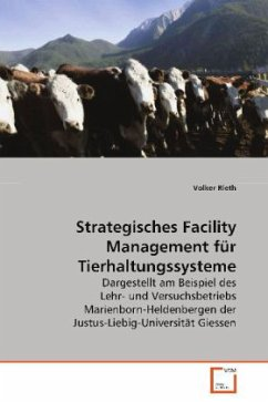 Strategisches Facility Management für Tierhaltungssysteme