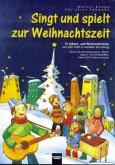 Singt und spielt zur Weihnachtszeit, variable Besetzung, Spielpartitur