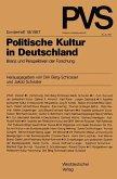 Politische Kultur in Deutschland