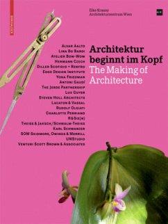 Architektur beginnt im Kopf - Krasny, Elke