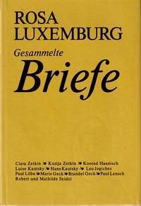 Gesammelte Briefe, Bd. 3