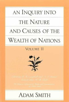 An Inquiry Into the Nature and Causes of the Wealth of Nations (Vol. 2) - Smith, Adam