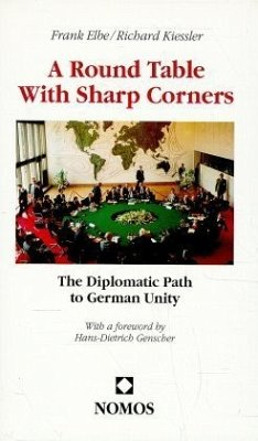 A Round Table With Sharp Corners