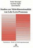 Studien zur Mehrdimensionalität von Lehr-Lern-Prozessen