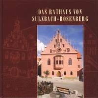 Das Rathaus von Sulzbach-Rosenberg