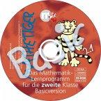 Mathetiger Basic 2 Version 2.0. CD-ROM. Bayern