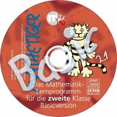 Mathetiger Basic 2 Version 2.0. CD-ROM. Bayern