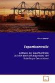 Exportkontrolle