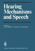 Hearing Mechanisms and Speech