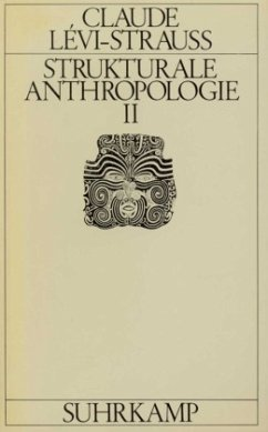 Strukturale Anthropologie II - Lévi-Strauss, Claude