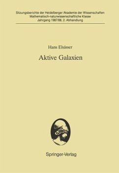 Aktive Galaxien - Elsässer, Hans