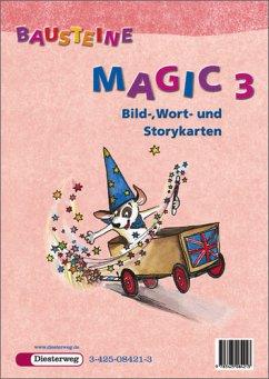 BAUSTEINE MAGIC / BAUSTEINE Magic - Ausgabe 2003 - Ausgabe 2003 / Bild-, Wort- und Storykarten 3
