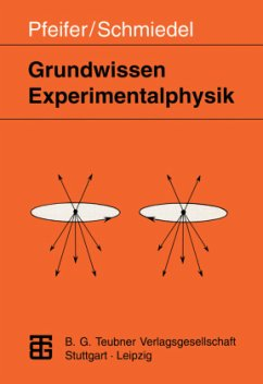 Grundwissen Experimentalphysik - Pfeifer, Harry; Schmiedel, Herbert