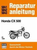 Honda CX 500 ab 1980