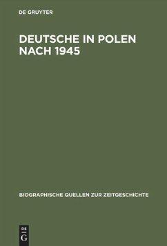Deutsche in Polen nach 1945 - Gebhardt, Manfred; Küttner, Joachim