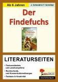 Der Findefuchs / Literaturseiten