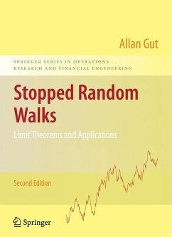Stopped Random Walks - Gut, Allan
