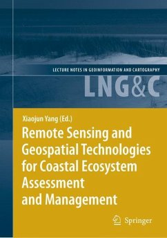 Remote Sensing and Geospatial Technologies for Coastal Ecosystem Assessment and Management - Yang, Xiaojun (ed.)