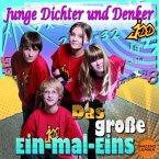 Junge Dichter und Denker, Das große Ein-mal-eins singend lernen, 1 Audio-CD