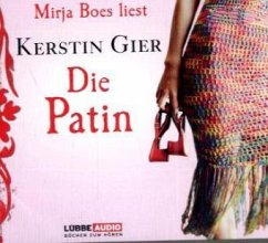 Die Patin, 4 Audio-CDs - Gier, Kerstin